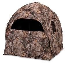 amazon com ameristep doghouse spring steel blind realtree extra