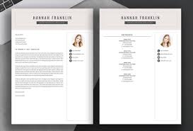 resume 10 resume templates bundle beautiful resume tamplet