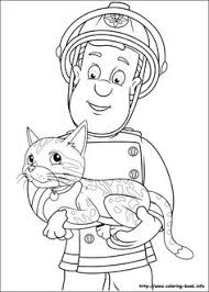 free printable coloring image fireman coloring 12 safety