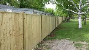 6 6 fence posts u2013 400 feet of them u2013 top notch construction and