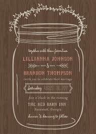 jar wedding invitations walmart stationery shop wedding invitations