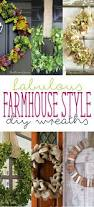 208 best wreaths images on pinterest spring wreaths holiday fun