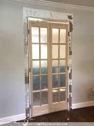 pantry door glass pantry doors finished u2013 bifold closet doors installed as french doors