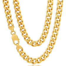 gold curb necklace images Mens heavy 22 inch 9ct gold curb chain 102 grams newburysonline jpg