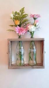 How To Paint A Flower Vase 3 Cocacola Bottle Hanging Flower Vases With Gerry In Mind Maybe