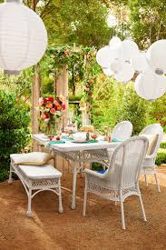 Artificial Wicker Patio Furniture - 83 best outdoor inspiration images on pinterest outdoor living