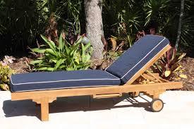 Sunbrella Outdoor Cushions Sale Chaise Lounger Cushion Oceanic Teak Furniture