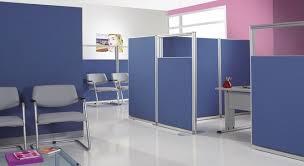 cloison pour bureau cloisons acoustiques pour mobilier de bureau
