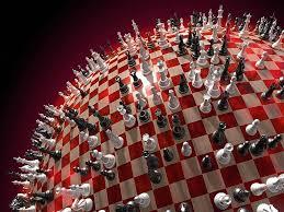 el tablero de ajedrez es el mundo ajedrez pinterest chess