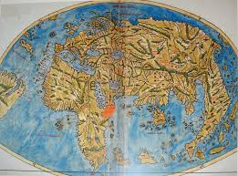 World Map Of Asia by World Map Of Pietro Coppo 1470 1555 From Venice Published In