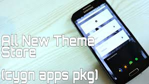 cyanogenmod themes play store new cyanogenmod theme manager and store youtube