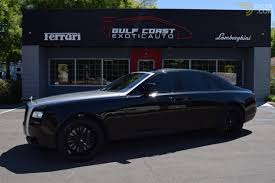 custom rolls royce ghost 2010 rolls royce ghost sedan saloon for sale 1476 dyler