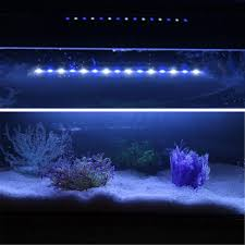 Strip Led Lights Ebay by Waterproof Submersible Aquarium Led Light Fish Tank Led Bar Strip