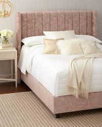 Lotus Bed Frame Lotus Channel Tufted Beds