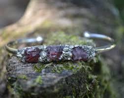 birthstone gift september birthstone gift sapphire bracelet saphire cuff