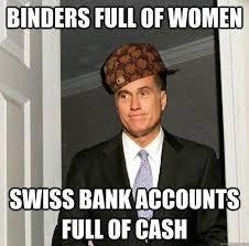 Binder Meme - best of mitt romney binder full of women debate memes