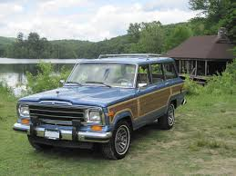 1991 jeep grand 1991 jeep grand wagoneer photos and wallpapers trueautosite