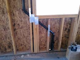 bathroom sink vent kitchen vent for astonishing plumbing vent for