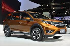 honda br v honda introduced the br v and brv modulo at thailand motorexpo