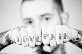 56 love tattoos on fingers
