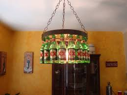 beer bottle chandelier by bigswigdesign on etsy 145 00 game
