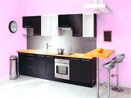 meuble cuisine violet meubles cuisine brico dacpot comment monter une cuisine brico