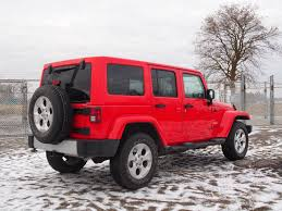 red jeep wrangler unlimited review 2015 jeep wrangler unlimited sahara canadian auto review