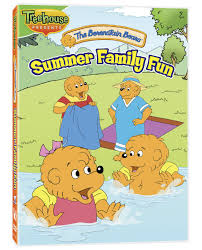 the berenstain bears summer family fun walmart canada