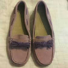 57 best ugg slippers and 57 ugg shoes ugg pink purple bow flats slippers loafers 7