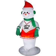 Tall Inflatable Christmas Decorations by Product
