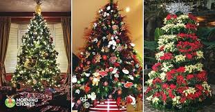 themed christmas tree decorations christmas tree decoration ideas jamiltmcginnis co