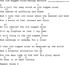 The Old Rugged Cross Made The Difference Sheet Music The Old Rugged Cross Pdf Roselawnlutheran