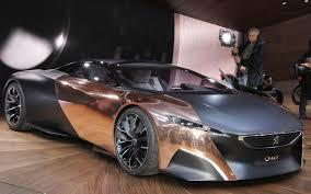 peugeot canada peugeot onyx supercar 2013 paris motor show motor trend