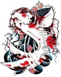 koi designs the is a canvas