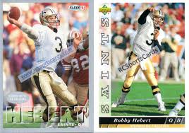 new orleans saints football trading cards rcsportscards