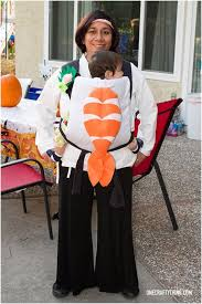 10 Month Halloween Costume 12 Ideas Turn Baby Carrier Halloween Costume