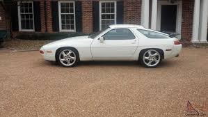 1979 porsche 928 body kit porsche 928 s4 white with burgundy leather exceptionally clean 93k