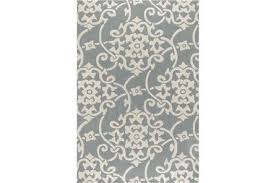 White Grey Rug Blue Rugs To Decorate Your Floor Living Spaces