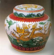 Ming Dynasty Vase Value Five Colour Porcelain Covered Jar Ming Dynasty Better Gardens