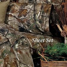 Camo Bedding Sets Full Realtree R Rustic Camo Comforter Bedding