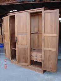 Wood Armoire Wardrobe Best Wardrobe Armoire Design Ideas U0026 Decors