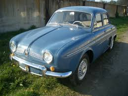 renault dauphine renault dauphine related images start 150 weili automotive network
