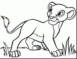 fabulous draw nala lion king kid lion king