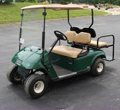 ez go electric golf cart item h2545 sold july 9 vehicle
