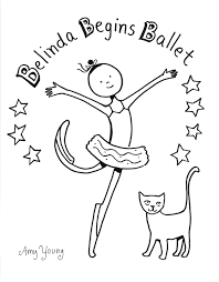 coloring pages ballet and dancing coloring pages ballet shoes