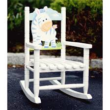 Childrens Rocking Chairs Personalized Kid Rocking Chairs Design Home U0026 Interior Design
