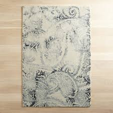 Pier One Round Rugs by Barrow Paisley Rug Paisley Rug
