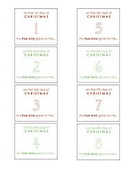 i love this idea 12 days of christmas although i would not do