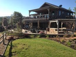 Backyard Vineyard Design by Snowline Construction U0026 Design