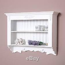 white kitchen wall display cabinets white wall shelf unit display cabinet rustic shabby vintage